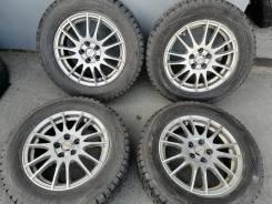 Красивые литые диски R15, 5/100