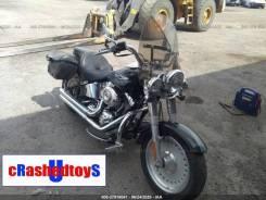 Harley-Davidson Fat Boy FLSTF, 2008