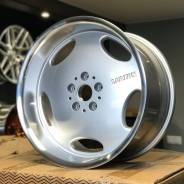 "Mercedes Larzon 18"" 5x112 Silver Machined Lip"