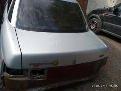 ВАЗ 2110, богдан крышка багажника