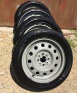 Bridgestone 185/55R14 болотные штампы