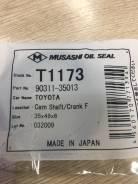 Сальник Коленвала Musashi 35/49/6 FR 9.0311-35013 -Япония