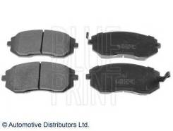 Колодки тормозные дисковые Subaru: Forester 2.0, 2.0 S Turbo, 2.0 X, 2.5, 2.5 RX Nato AWD, 2.5 XT 02 -, Forester 2.0, 2 Blue Print ADS74228