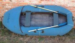 Продам надувную резиновую лодку Айгуль
