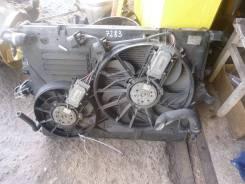 Дифузор с вентиляторами для Volkswagen Touareg 2002-2010