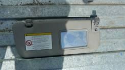 Козырек солнцезащитный левый Kia RIO 852201R0208M