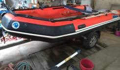 Лодка Stormline Heavy Duty AL400