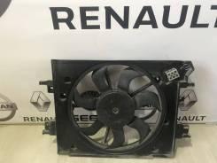 Вентилятор охлаждения двигателя (диффузор) Renault Sandero Stepway 2 [214811897R]