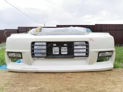 Бампер передний, 2-модель
