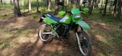 Kawasaki KMX125, 2000