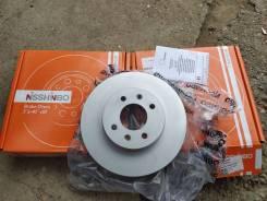 Передние тормозные диски Kia Rio 11-17 Solaris 10-16 Accent