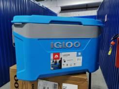 Термоконтейнер Igloo Latitude 50 Aquamarine США