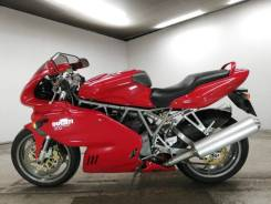 Ducati Supersport 900, 2001