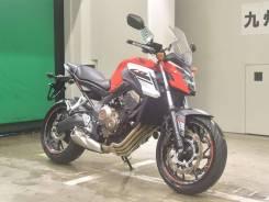 Honda CB650F, 2017