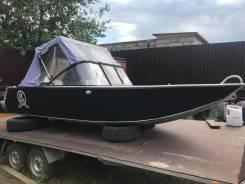 Продам лодку с мотором 40л. с