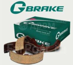 Колодки барабанные G-brake, GS01170