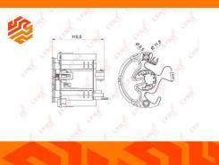 Фильтр топливный Lynxauto LF983M