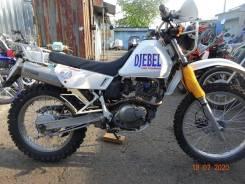 Suzuki Djebel 200 офрмляем в кредит, 1997