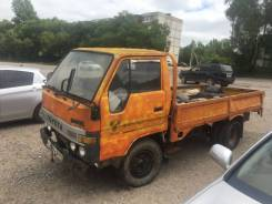 Продам грузовик в полный разбор на запчасти Toyota dyna BU60 двс В