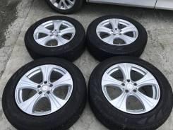 Комплект литых дисков R18 Mercedes с шинами Pirelli 235/60R18