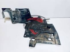Защита двигателя левая (пластик) Haima 3 [HC00-56-341M1]