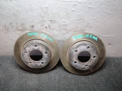 Диски тормозные пара зад Mazda 3/Axela BL5FP BL5FW