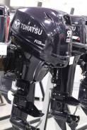 Мотор лодочный подвесной Tohatsu 4-х тактный MFS 9,9 E S