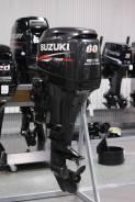 Мотор лодочный подвесной Suzuki 4-х тактный DF 60 AT S