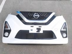 Бампер передний Nissan DAYZ 2019 год