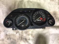 Приборная панель на Kawasaki ZZR 1100 2я модель