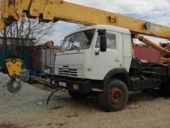 КамАЗ 53229, 2000