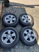 Продам литые Toyota R18 5/150