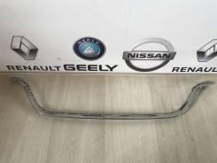 Молдинг решетки радиатора (Хром решетки Накладка решетки ) Renault Sandero Stepway 2 [623857618r]