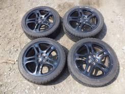 Колеса Subaru зима износ 10% Nexen Wingua 5*100 +50 215/45R17 87Q