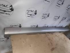 Пластиковая накладка порога левая Toyota Camry ACV40 1F7
