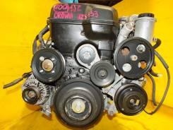 Двигатель Toyota Crown JZS153 1JZGE 4WD 1997г. в. пробег 75180км