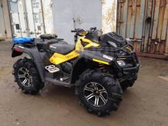 BRP Can-Am Outlander 850 X MR, 2012