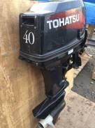 Продам лодочный мотор Тохатсу М40С