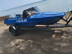 Продам лодку Обь-М с мотором