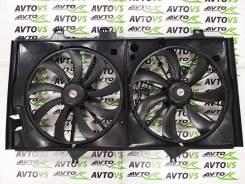 Диффузор радиатора в сборе Toyota Camry V50 (V=2.0/2.5) 2011-
