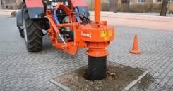Измельчитель пней Тракторный Ferri Rotor Speedy 80-100