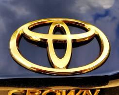 Эмблема Toyota Crown