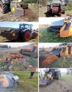 Измельчители пней Agri-World
