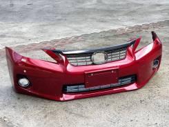 Бампер передний Lexus CT200h оригинал Япония цвет 3R1 2012 год