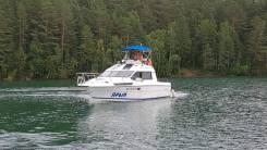 Продам катер Yanmar 27FB дизель или обмен на офис в г. Иркутске
