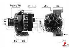 Генератор FIAT Doblo/OPEL Astra H 1.3 diesel 210451 era 210451 в наличии