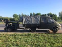 ГАЗ ГАЗель, тм-80, малогабаритная буровая установка, 2016