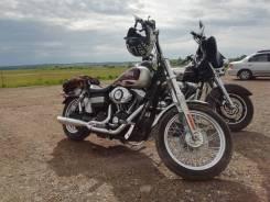 Harley-Davidson Dyna Super Glide, 2007