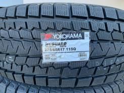 Yokohama Ice Guard G075, 275/65R17 115Q Made in Japan!