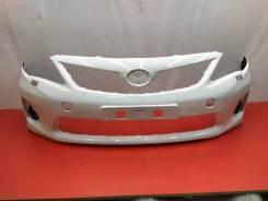 Бампер Toyota Corolla 2009-2013 [5211912962] E150, передний